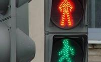 «говорящие» светофороы, люди с ограниченными возможностями, установка