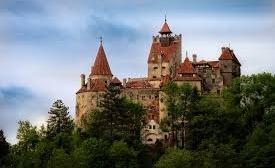 Ночь в замке графа Дракулы, Хэллоуин во Владивостоке, замок Бран, граф Дракула, бесплатное путешествие, конкурс